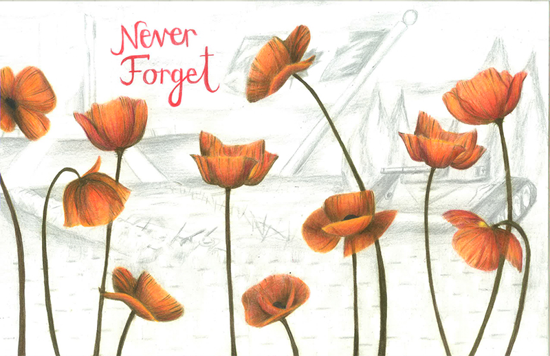 Remembrance Day Poster Winner-1 web